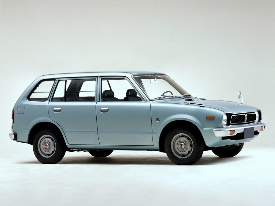 Honda Civic универсал, 1 поколение - отзывы, фото и характеристики на Car.ru