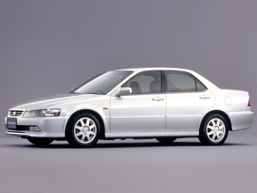 Honda Accord JP-spec седан 4-дв., 1998–2002, 6 поколение - отзывы, фото и характеристики на Car.ru