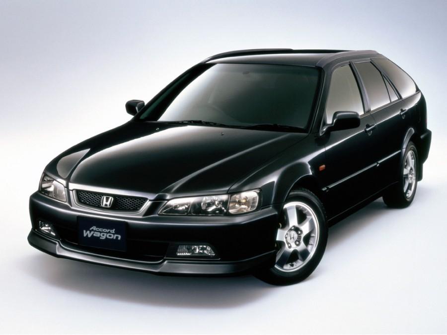 Honda Accord JP-spec универсал, 2001–2002, 6 поколение [рестайлинг] - отзывы, фото и характеристики на Car.ru