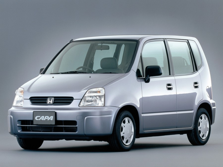 Honda Capa хетчбэк, 1998–2002, 1 поколение - отзывы, фото и характеристики на Car.ru