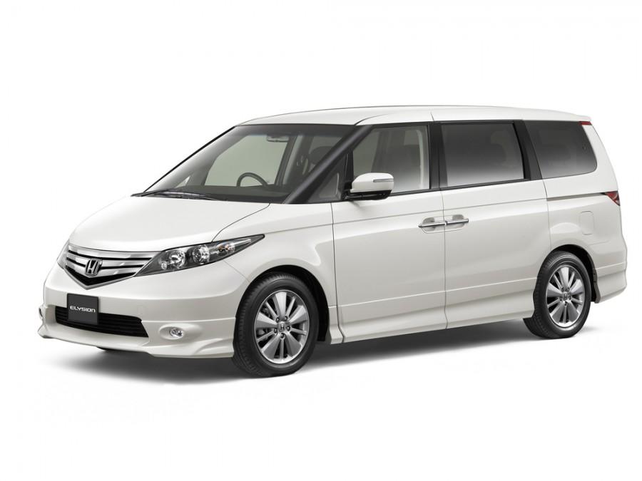 Honda Elysion минивэн, 2008–2013, 1 поколение [2-й рестайлинг] - отзывы, фото и характеристики на Car.ru