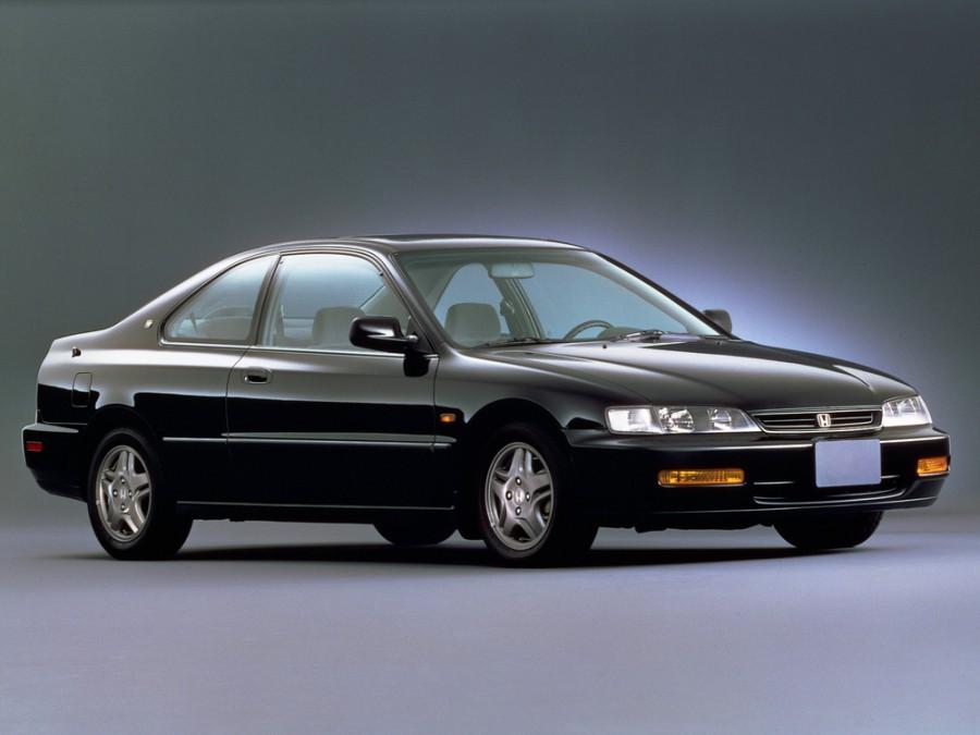Honda Accord купе, 1996–1998, 5 поколение [рестайлинг] - отзывы, фото и характеристики на Car.ru