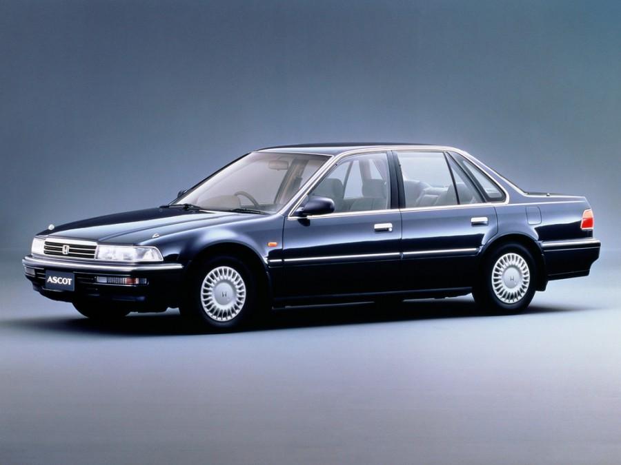 Honda Ascot седан, 1989–1993, CB - отзывы, фото и характеристики на Car.ru