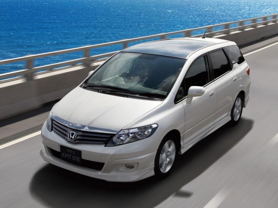 Honda Airwave универсал, 2008–2010, 1 поколение [рестайлинг] - отзывы, фото и характеристики на Car.ru