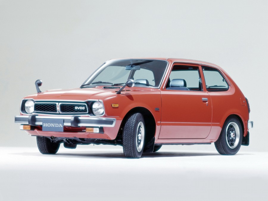 Honda Civic хетчбэк 3-дв., 1 поколение - отзывы, фото и характеристики на Car.ru