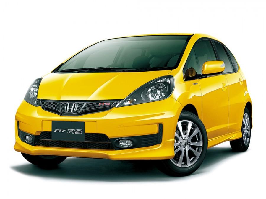 Honda Fit RS хетчбэк 5-дв., 2010–2016, 2 поколение [рестайлинг] - отзывы, фото и характеристики на Car.ru