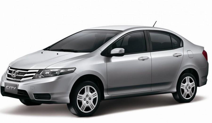 Honda City седан, 2011–2016, 5 поколение [рестайлинг] - отзывы, фото и характеристики на Car.ru