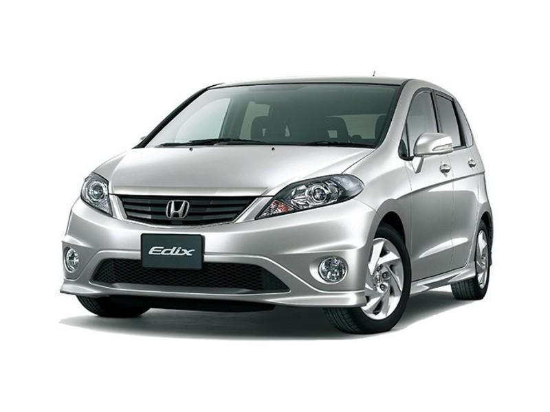 Honda Edix минивэн, 2006–2009, 1 поколение [рестайлинг] - отзывы, фото и характеристики на Car.ru