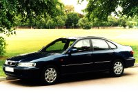 Honda Accord, 5 поколение [рестайлинг], Седан, 1996–1998