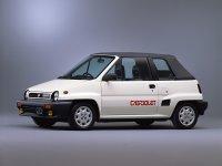 Honda City, 1 поколение, Кабриолет