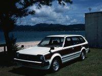 Honda Civic, 2 поколение, Country универсал 5-дв.