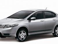 Honda City, 5 поколение [рестайлинг], Седан, 2011–2016