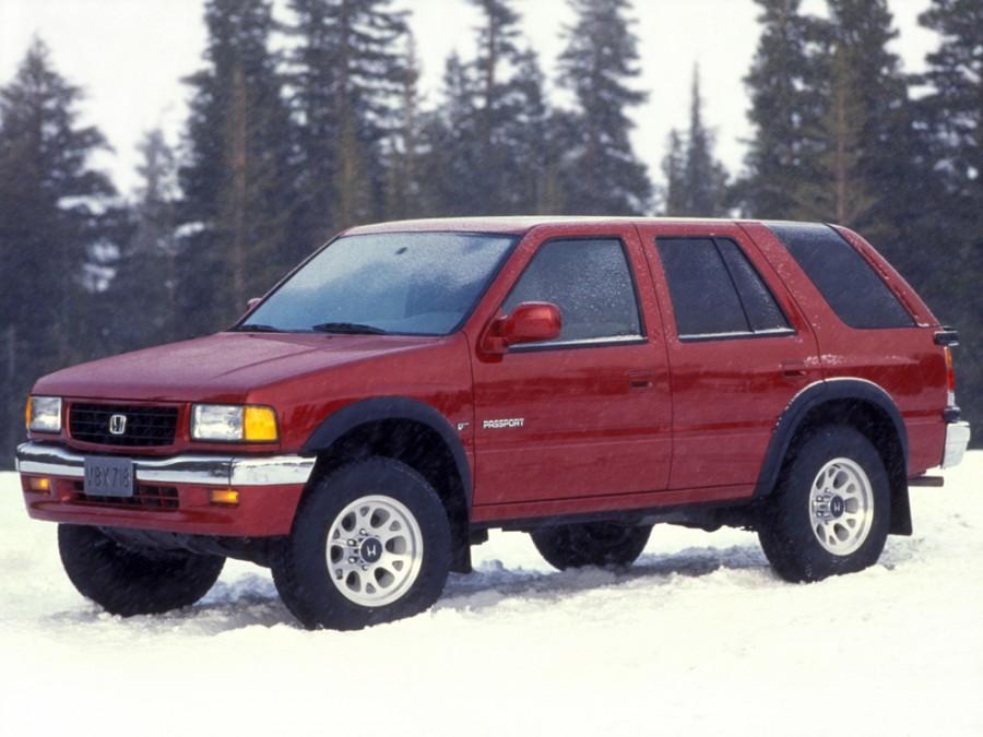 Honda Passport внедорожник, 1993–1997, 1 поколение - отзывы, фото и характеристики на Car.ru