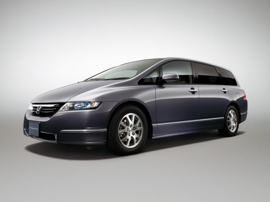 Honda Odyssey минивэн 5-дв., 2003–2007, 3 поколение - отзывы, фото и характеристики на Car.ru
