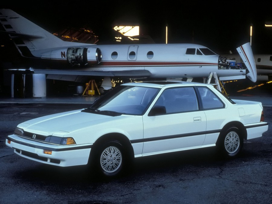Honda Prelude купе, 2 поколение - отзывы, фото и характеристики на Car.ru