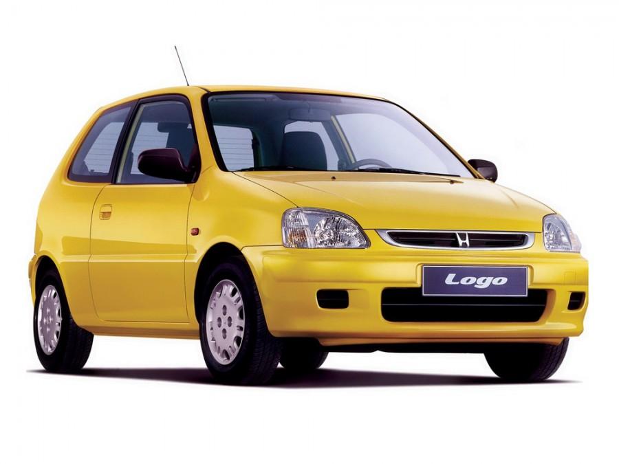 Honda Logo хетчбэк 3-дв., 2000–2001, 1 поколение [2-й рестайлинг] - отзывы, фото и характеристики на Car.ru