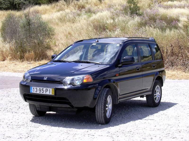 Honda HR-V кроссовер 5-дв., 1998–2001, 1 поколение - отзывы, фото и характеристики на Car.ru