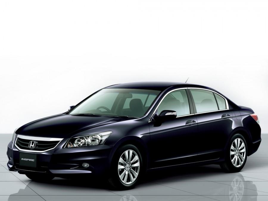 Honda Inspire седан, 2010–2012, 5 поколение [рестайлинг] - отзывы, фото и характеристики на Car.ru