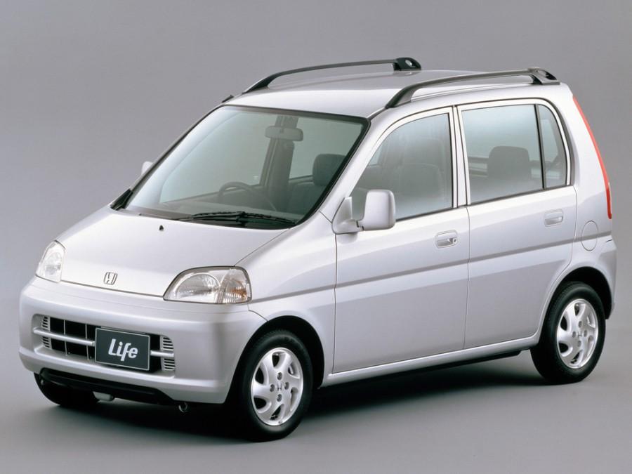 Honda Life хетчбэк, 1997–1998, 2 поколение - отзывы, фото и характеристики на Car.ru