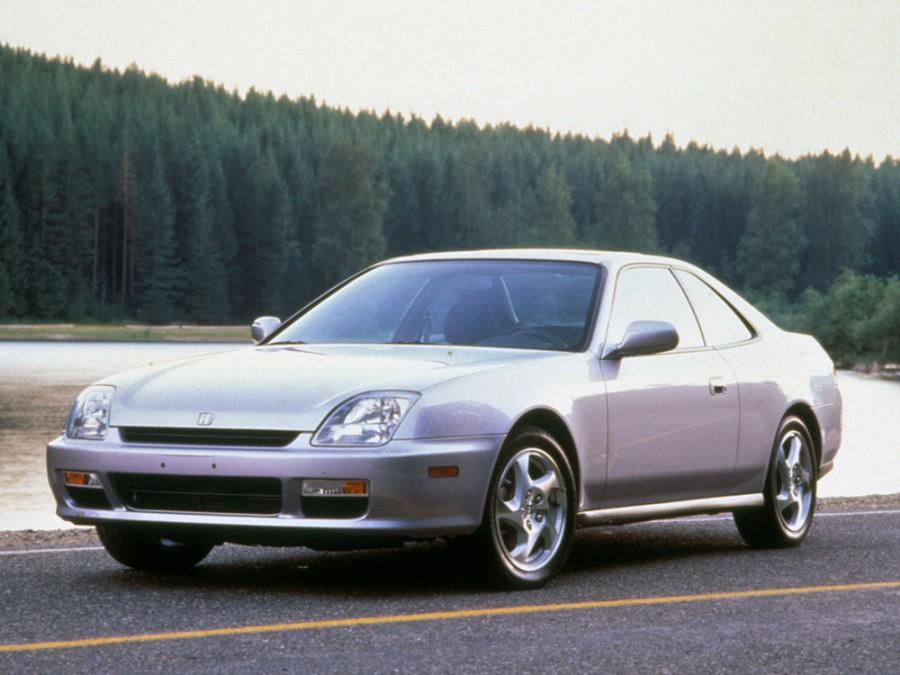 Honda Prelude купе 2-дв., 1996–2001, 5 поколение - отзывы, фото и характеристики на Car.ru
