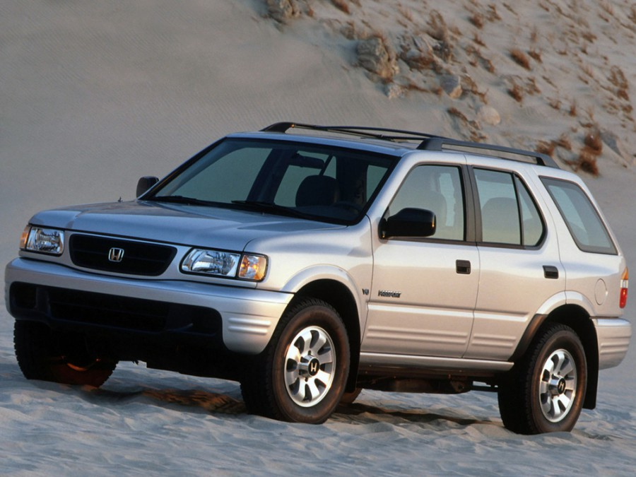Honda Passport внедорожник, 1998–2002, 2 поколение - отзывы, фото и характеристики на Car.ru
