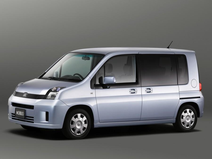 Honda Mobilio минивэн, 2004–2008, 1 поколение [рестайлинг] - отзывы, фото и характеристики на Car.ru
