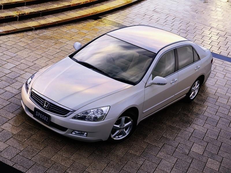 Honda Inspire седан, 2003–2005, 4 поколение - отзывы, фото и характеристики на Car.ru