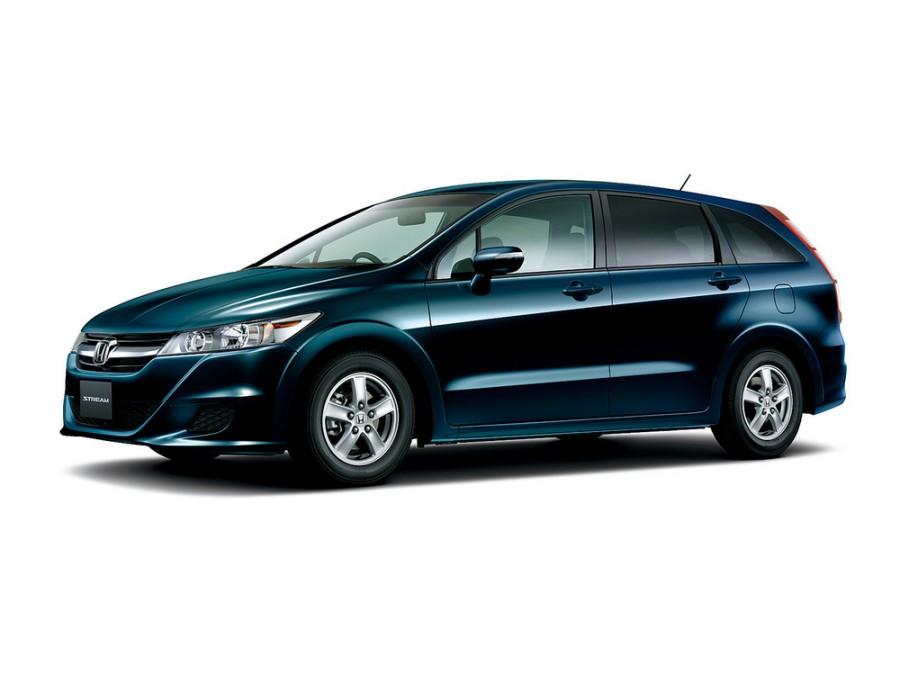 Honda Stream минивэн, 2009–2016, 2 поколение [рестайлинг] - отзывы, фото и характеристики на Car.ru