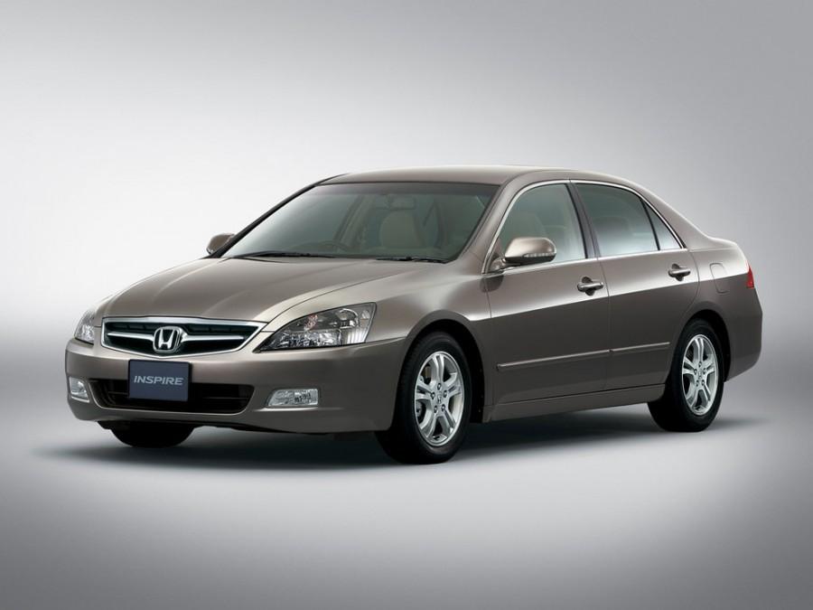 Honda Inspire седан, 2005–2007, 4 поколение [рестайлинг] - отзывы, фото и характеристики на Car.ru