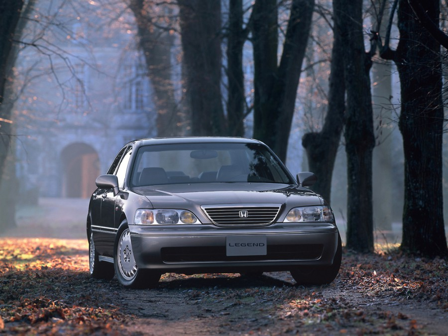 Honda Legend, Арсеньев