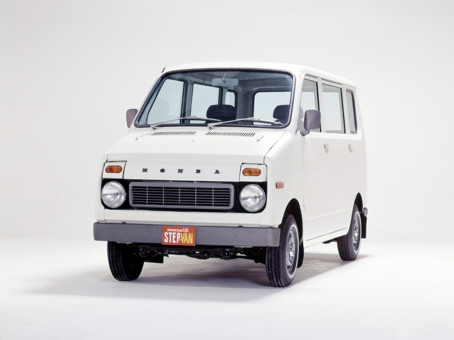 Honda Life фургон, 1971–1974, 1 поколение - отзывы, фото и характеристики на Car.ru