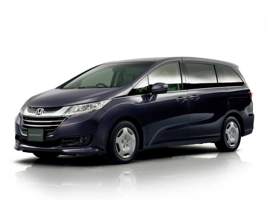 Honda Odyssey минивэн, 2013–2016, 5 поколение - отзывы, фото и характеристики на Car.ru