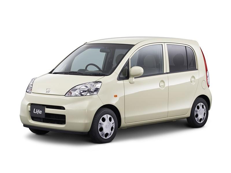 Honda Life хетчбэк, 2006–2008, 4 поколение [рестайлинг] - отзывы, фото и характеристики на Car.ru