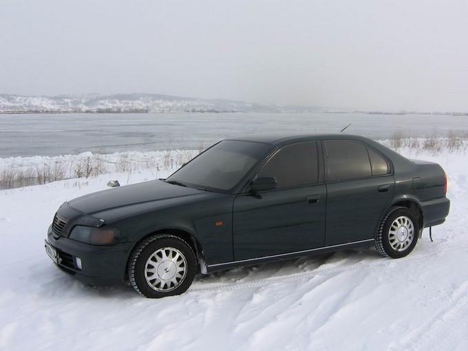 Honda Rafaga, Абакан