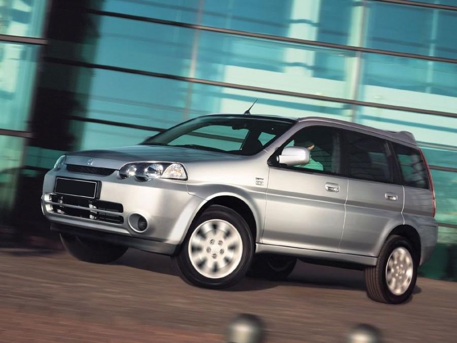 Honda HR-V кроссовер 5-дв., 2001–2006, 1 поколение [рестайлинг] - отзывы, фото и характеристики на Car.ru