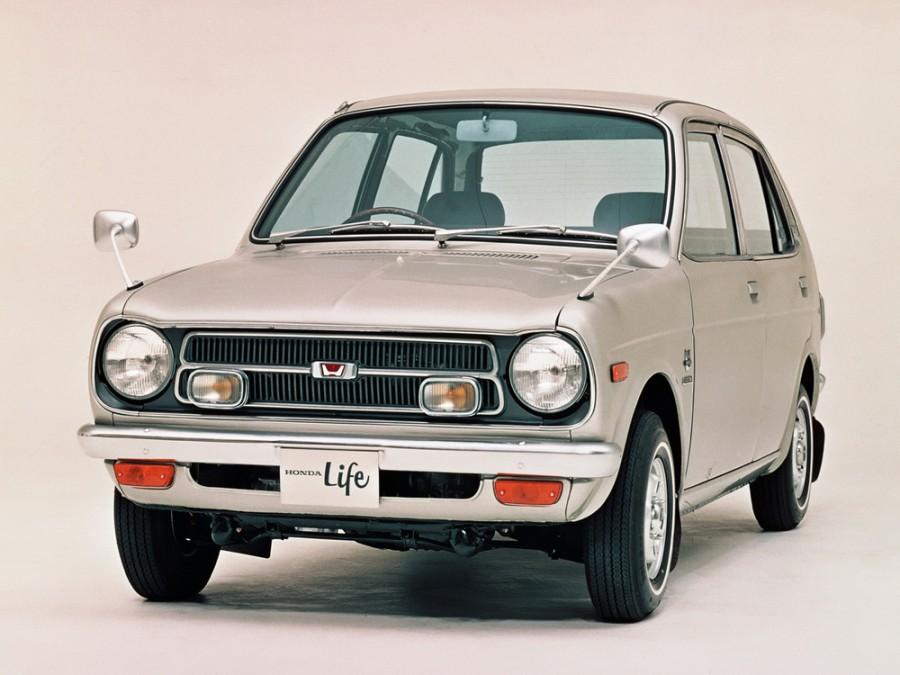 Honda Life седан 4-дв., 1971–1974, 1 поколение - отзывы, фото и характеристики на Car.ru
