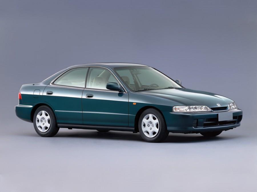 Honda Integra седан, 1995–2001, 3 поколение [рестайлинг] - отзывы, фото и характеристики на Car.ru
