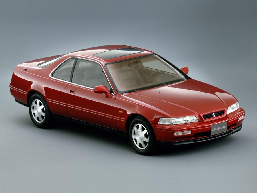 Honda Legend купе, 1990–1996, 2 поколение - отзывы, фото и характеристики на Car.ru