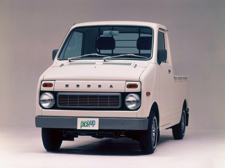Honda Life пикап, 1971–1974, 1 поколение - отзывы, фото и характеристики на Car.ru