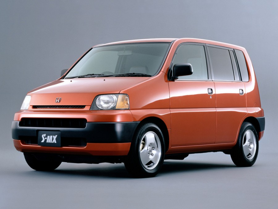 Honda S-MX минивэн, 1996–2002, 1 поколение - отзывы, фото и характеристики на Car.ru
