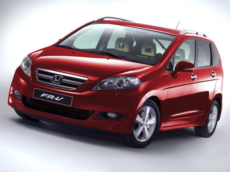 Honda FR-V минивэн, 2004–2009, 1 поколение - отзывы, фото и характеристики на Car.ru