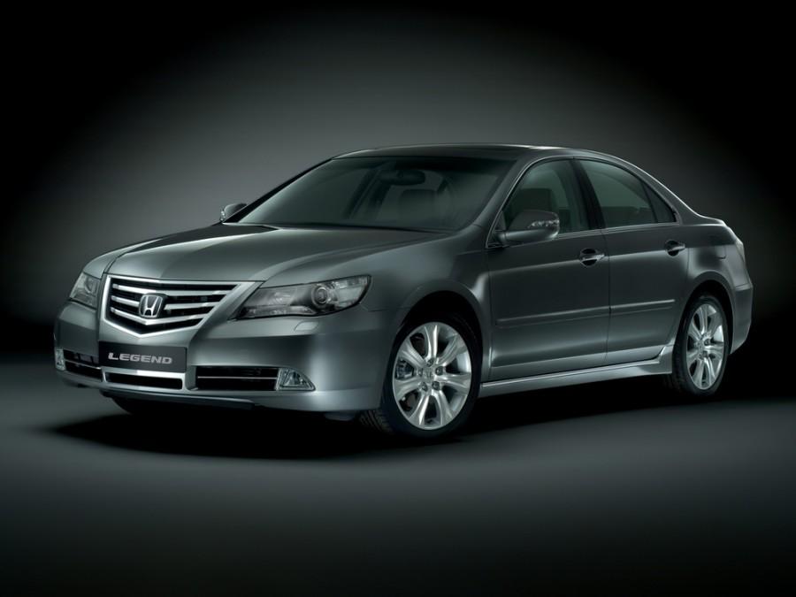 Honda Legend седан, 2008–2010, 4 поколение [рестайлинг] - отзывы, фото и характеристики на Car.ru