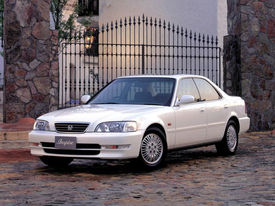 Honda Inspire, Белово