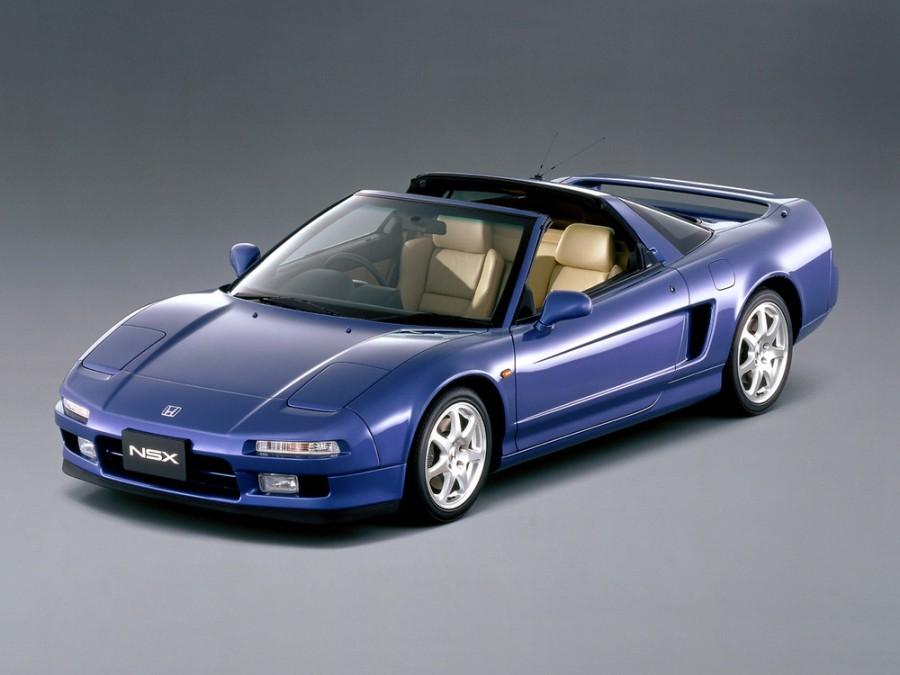 Honda NSX тарга, 1992–1999, 1 поколение - отзывы, фото и характеристики на Car.ru