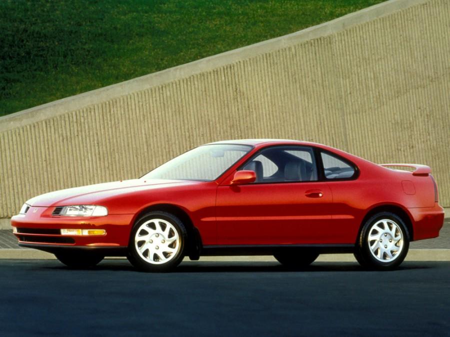 Honda Prelude купе, 1991–1996, 4 поколение - отзывы, фото и характеристики на Car.ru