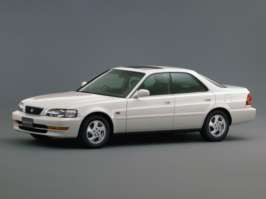 Honda Saber седан, 1995–1998, 1 поколение - отзывы, фото и характеристики на Car.ru