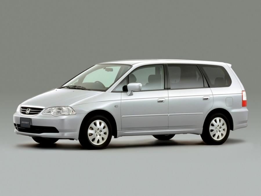 Honda Odyssey минивэн, 1998–2003, 2 поколение - отзывы, фото и характеристики на Car.ru