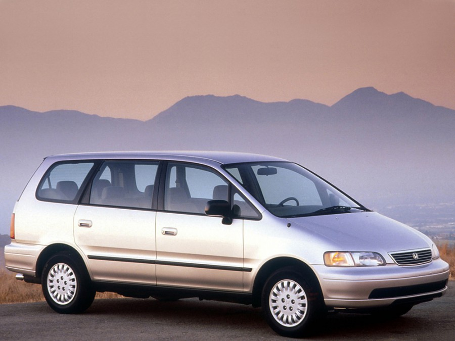 Honda Odyssey минивэн, 1994–1999, 1 поколение - отзывы, фото и характеристики на Car.ru