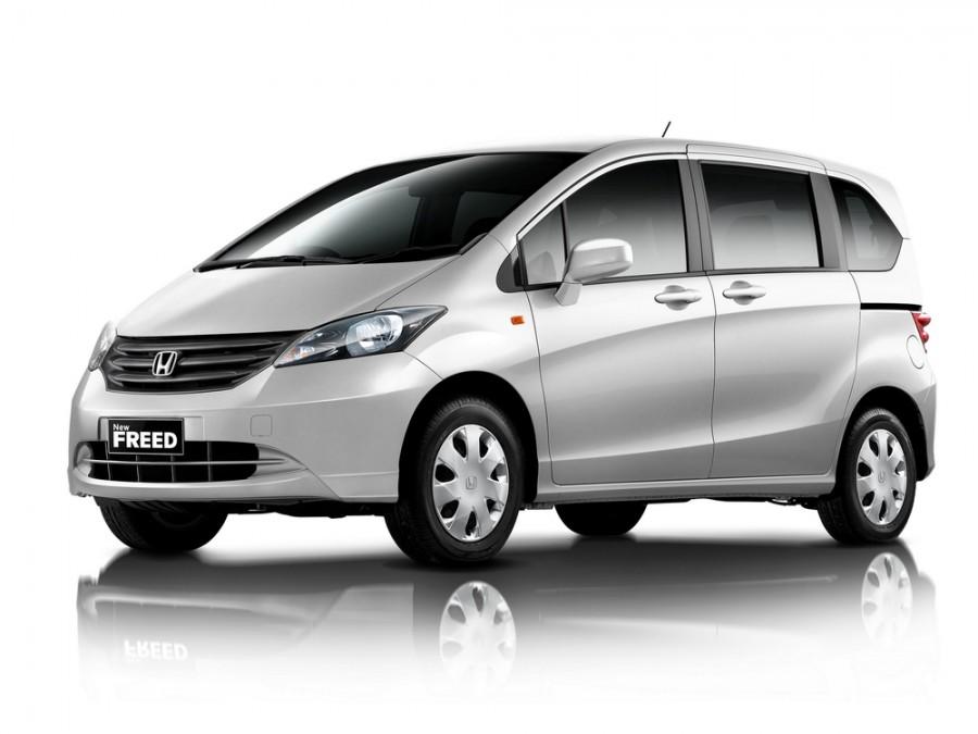 Honda Freed минивэн, 2008–2011, 1 поколение - отзывы, фото и характеристики на Car.ru