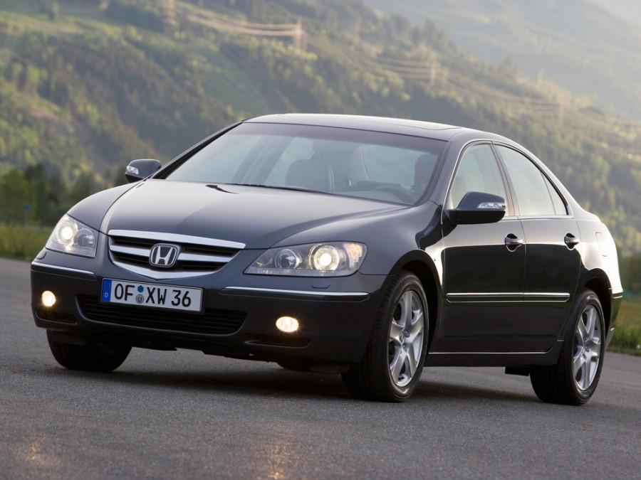 Honda Legend, Барнаул